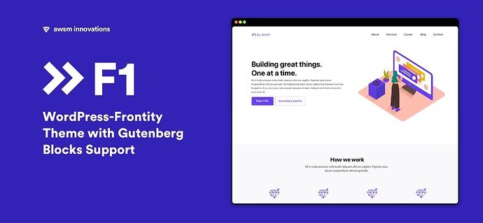 awsm-f1-frontity-free-theme-gutenberg